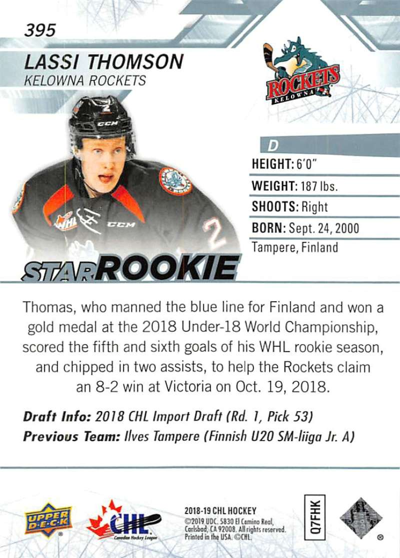 2018-19-Upper-Deck-CHL-Hockey-Cards-Pick-From-List-Base-and-Short-Prints-201-400 miniature 359