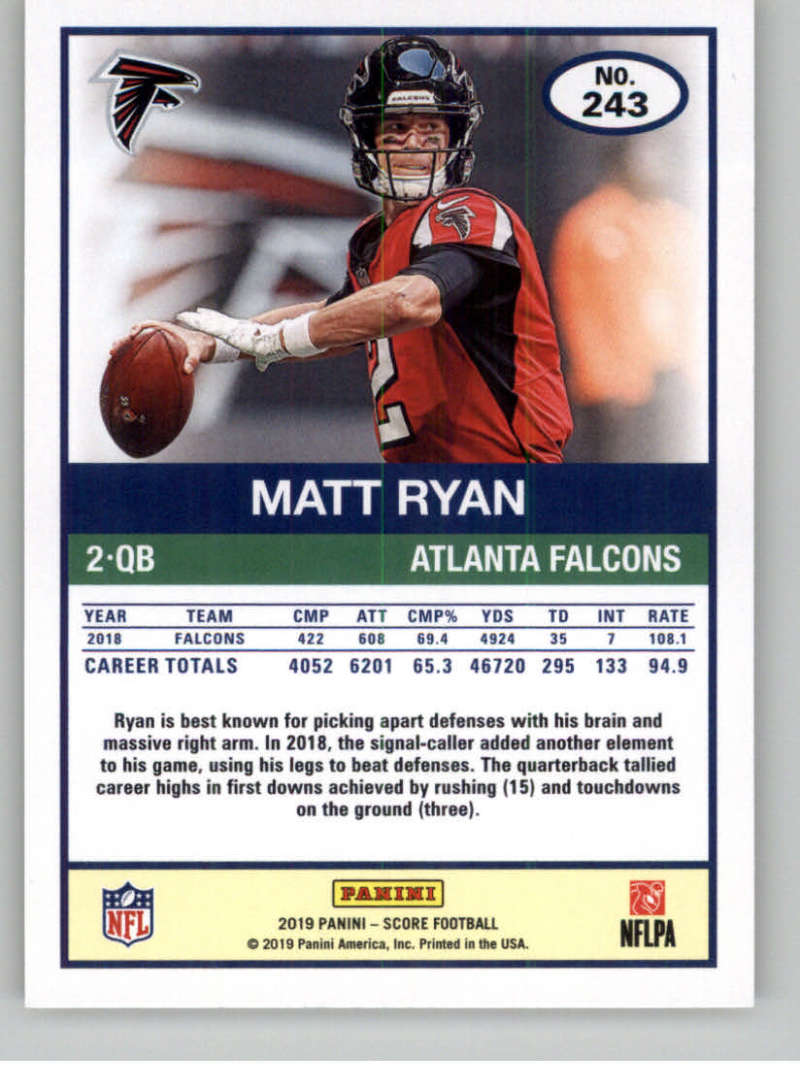 2019-Score-Gold-Football-Parallel-Cards-Pick-From-List-221-440-With-Rookies thumbnail 13