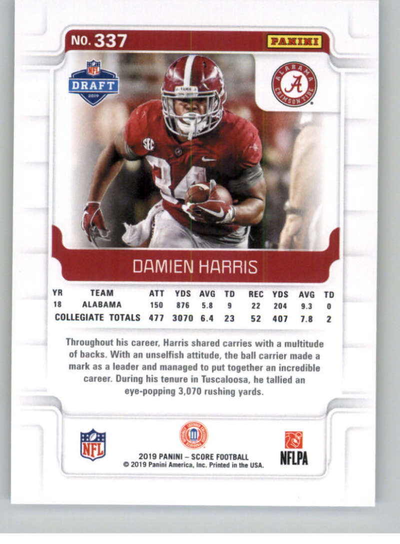 2019-Score-Gold-Football-Parallel-Cards-Pick-From-List-221-440-With-Rookies thumbnail 43