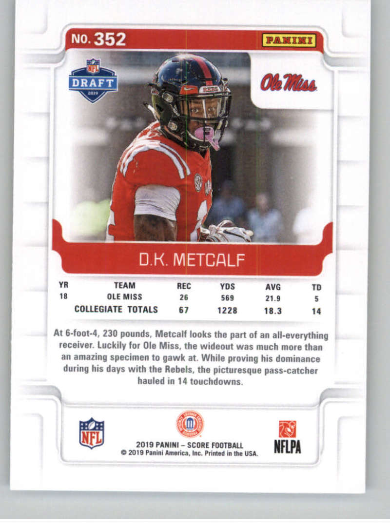2019-Score-Gold-Football-Parallel-Cards-Pick-From-List-221-440-With-Rookies thumbnail 53