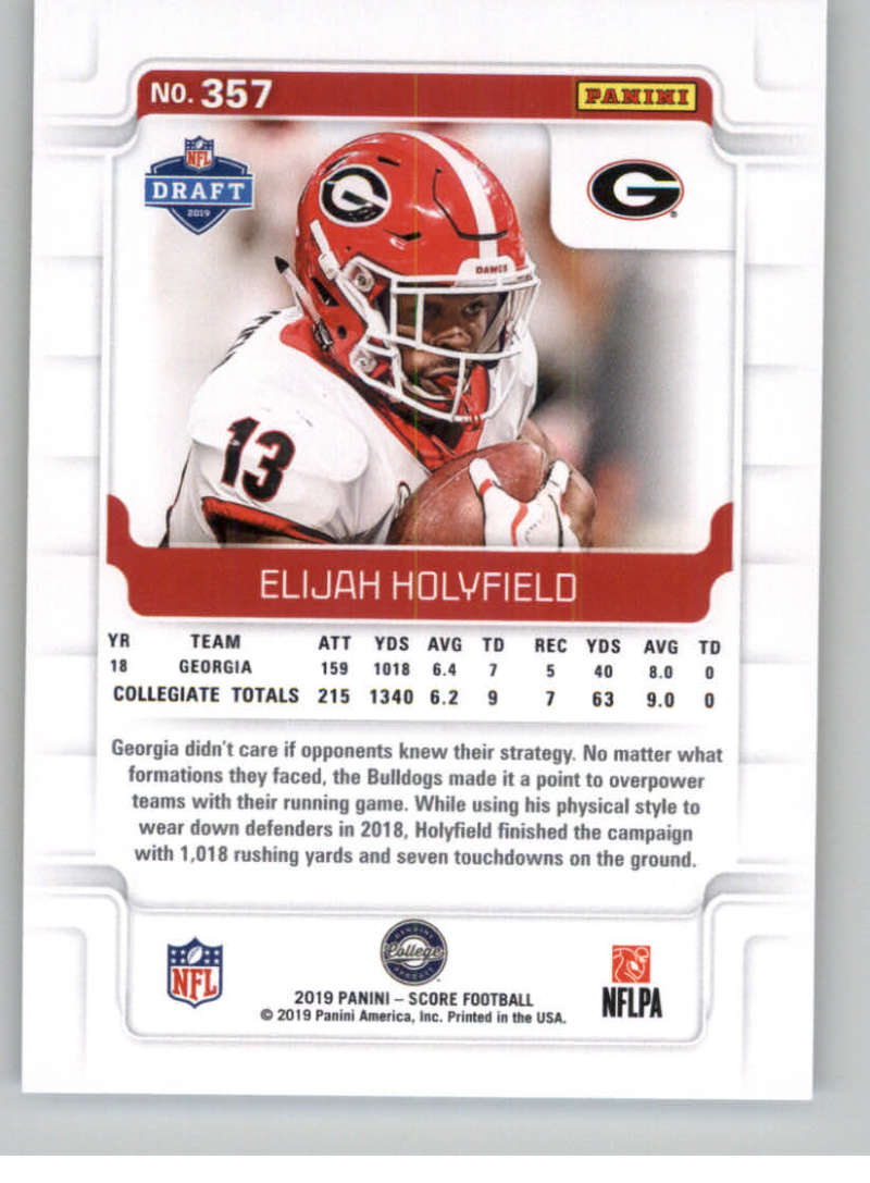 2019-Score-Gold-Football-Parallel-Cards-Pick-From-List-221-440-With-Rookies thumbnail 57