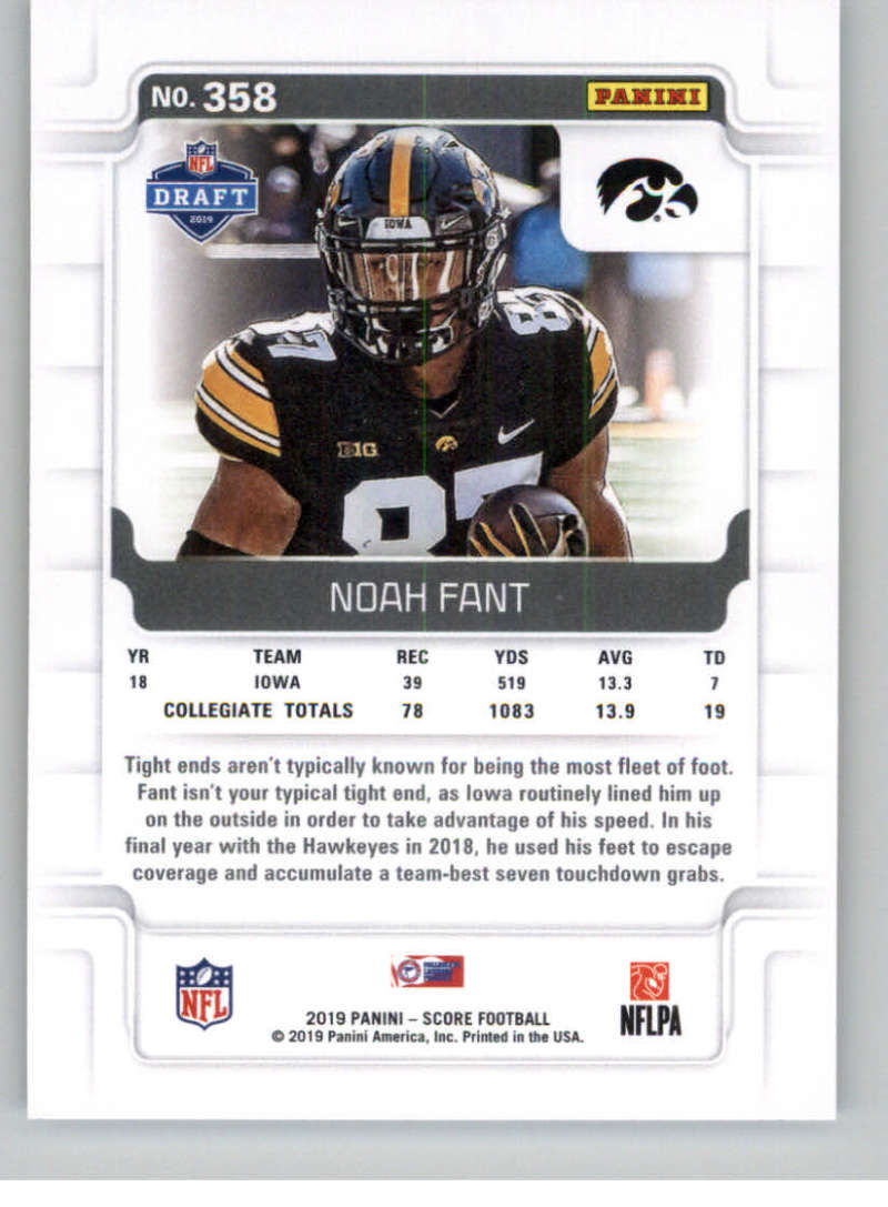 2019-Score-Gold-Football-Parallel-Cards-Pick-From-List-221-440-With-Rookies thumbnail 59