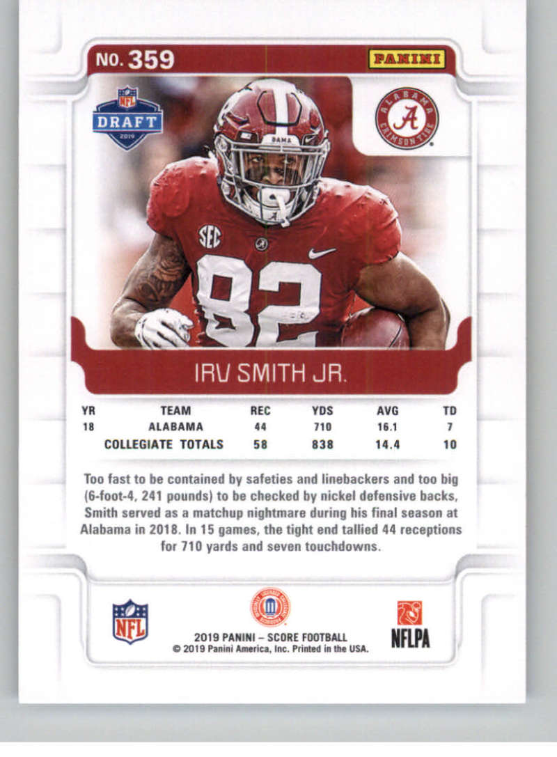 2019-Score-Gold-Football-Parallel-Cards-Pick-From-List-221-440-With-Rookies thumbnail 61