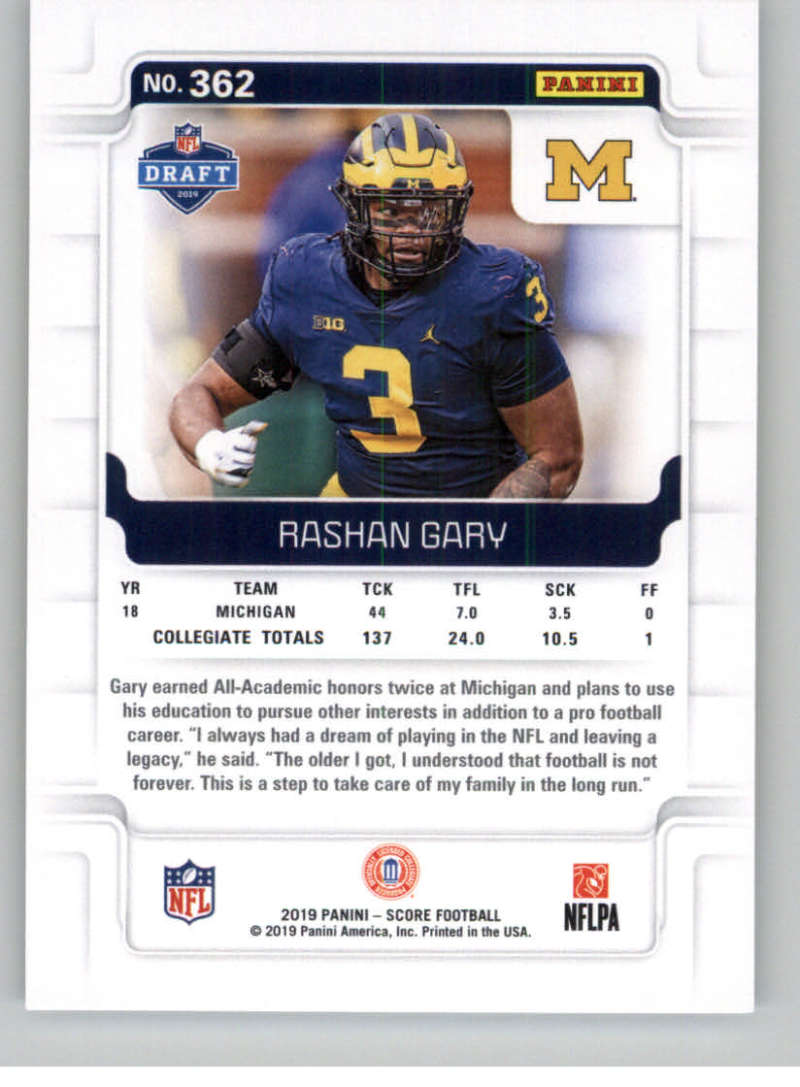 2019-Score-Gold-Football-Parallel-Cards-Pick-From-List-221-440-With-Rookies thumbnail 63