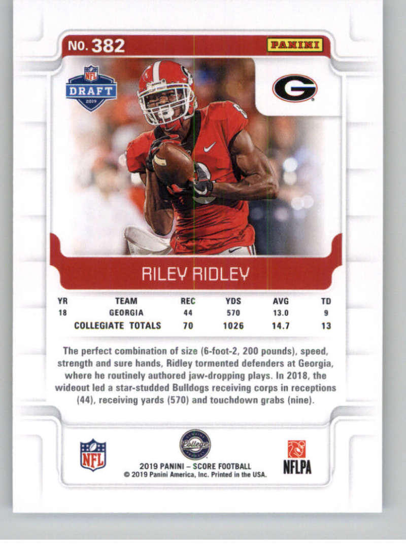 2019-Score-Gold-Football-Parallel-Cards-Pick-From-List-221-440-With-Rookies thumbnail 77