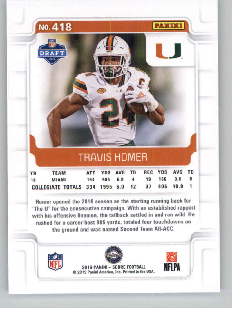 2019-Score-Gold-Football-Parallel-Cards-Pick-From-List-221-440-With-Rookies thumbnail 97