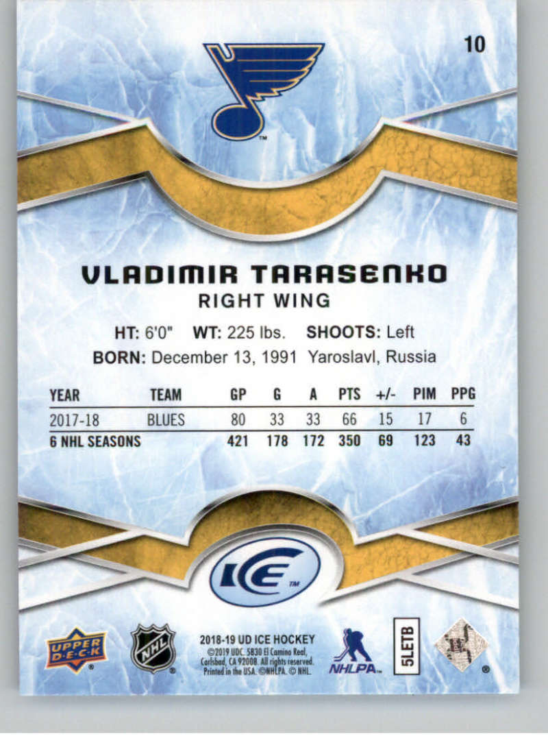 2018-19-Upper-Deck-Ice-Base-Rookies-or-Green-Cards-Pick-From-List thumbnail 21