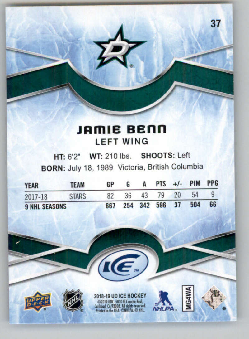 2018-19-Upper-Deck-Ice-Base-Rookies-or-Green-Cards-Pick-From-List thumbnail 69