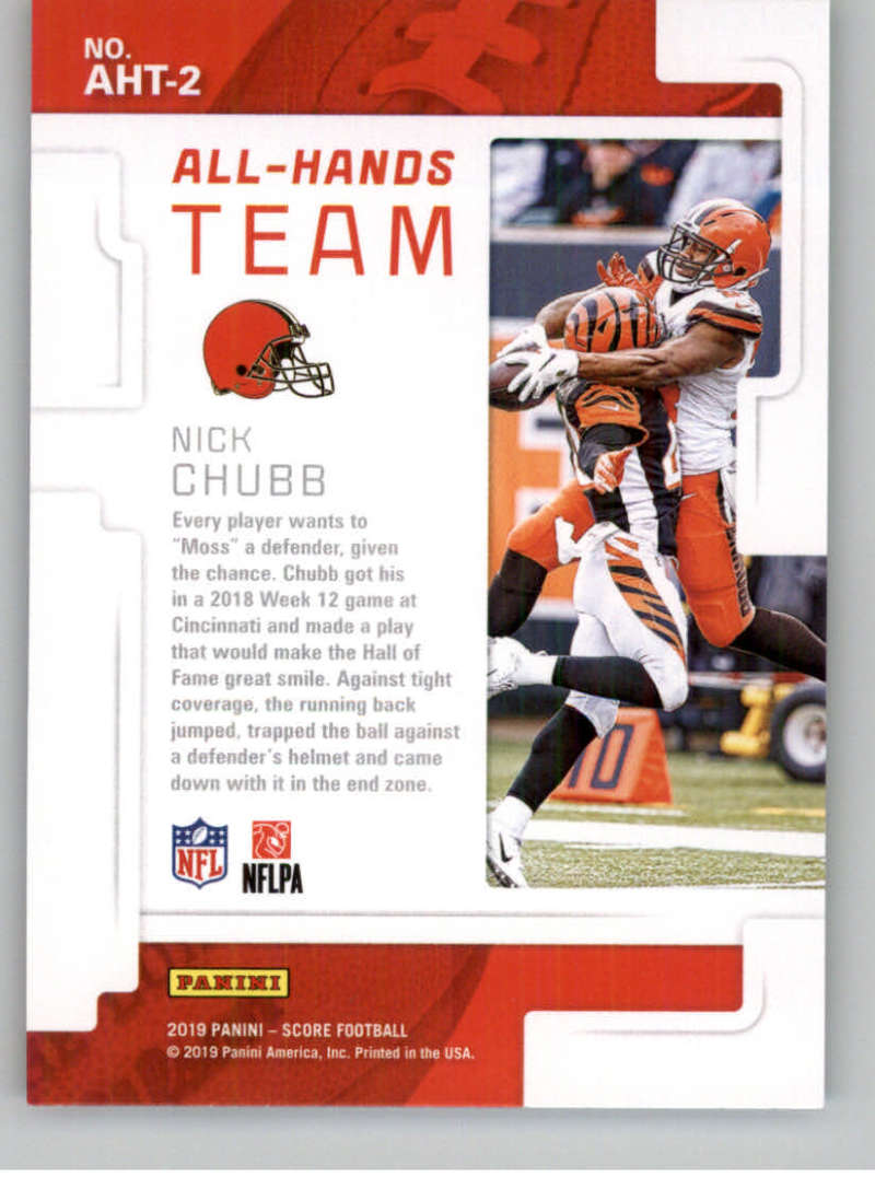 2019-Score-Purple-NFL-Football-INSERT-CARDS-Pick-From-List-All-Sets-Included thumbnail 3