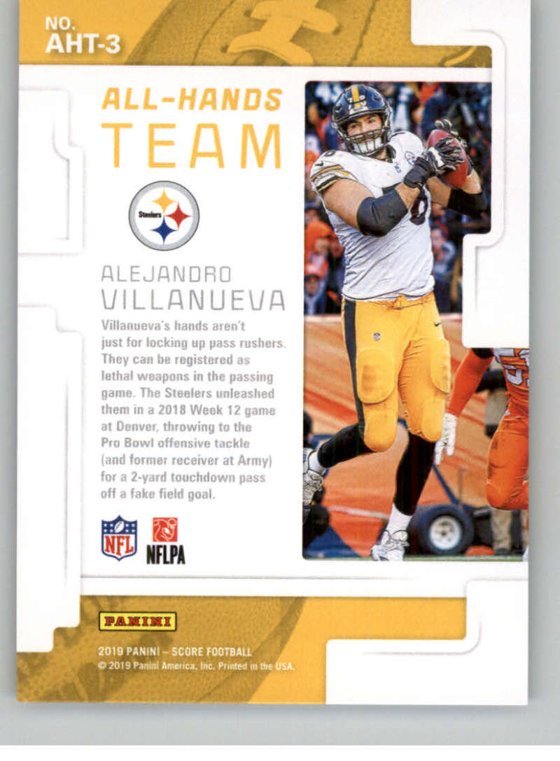 2019-Score-Purple-NFL-Football-INSERT-CARDS-Pick-From-List-All-Sets-Included thumbnail 5