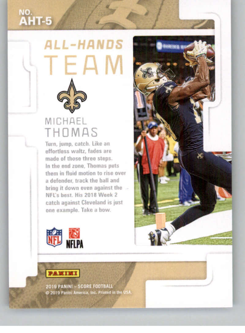 2019-Score-Purple-NFL-Football-INSERT-CARDS-Pick-From-List-All-Sets-Included thumbnail 9
