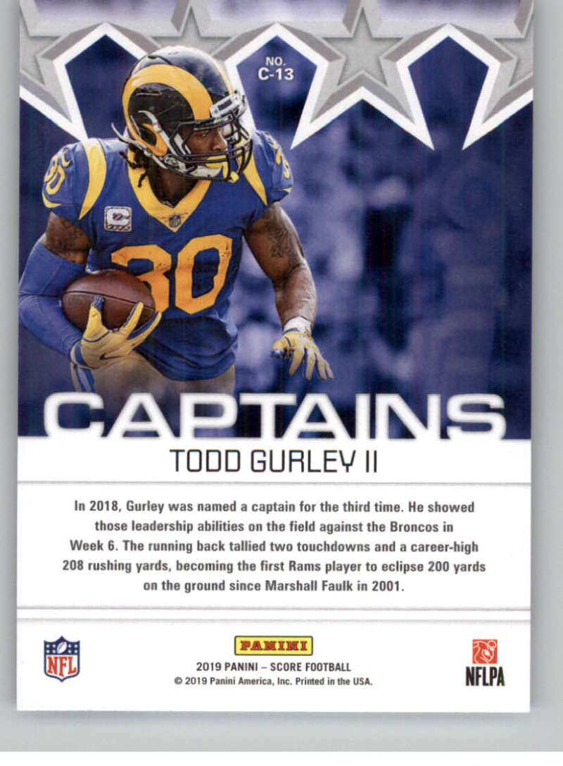 2019-Score-Purple-NFL-Football-INSERT-CARDS-Pick-From-List-All-Sets-Included thumbnail 27