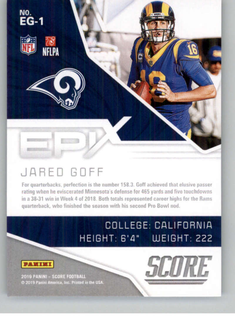 2019-Score-Purple-NFL-Football-INSERT-CARDS-Pick-From-List-All-Sets-Included thumbnail 49