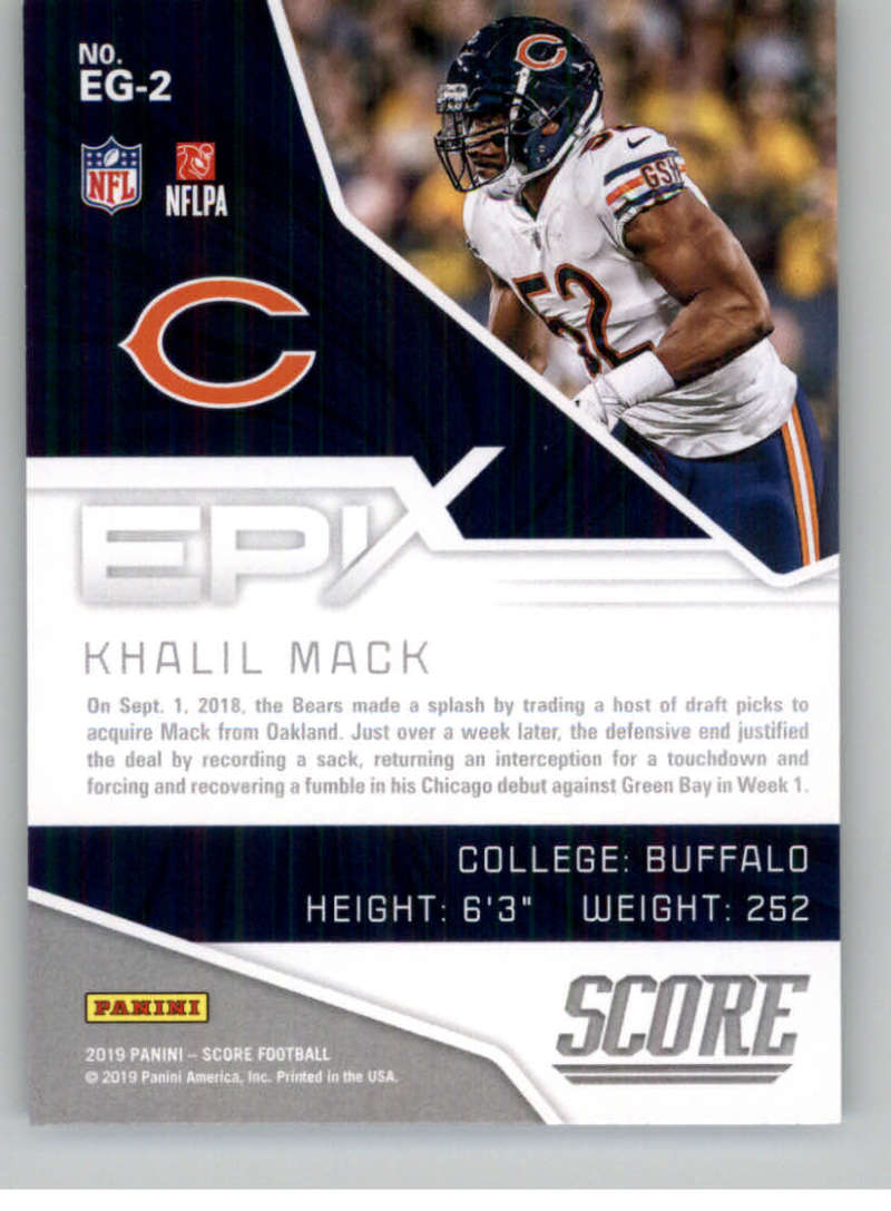 2019-Score-Purple-NFL-Football-INSERT-CARDS-Pick-From-List-All-Sets-Included thumbnail 51