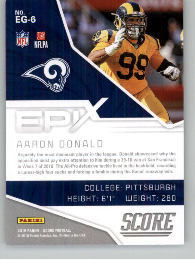 2019-Score-Purple-NFL-Football-INSERT-CARDS-Pick-From-List-All-Sets-Included thumbnail 53