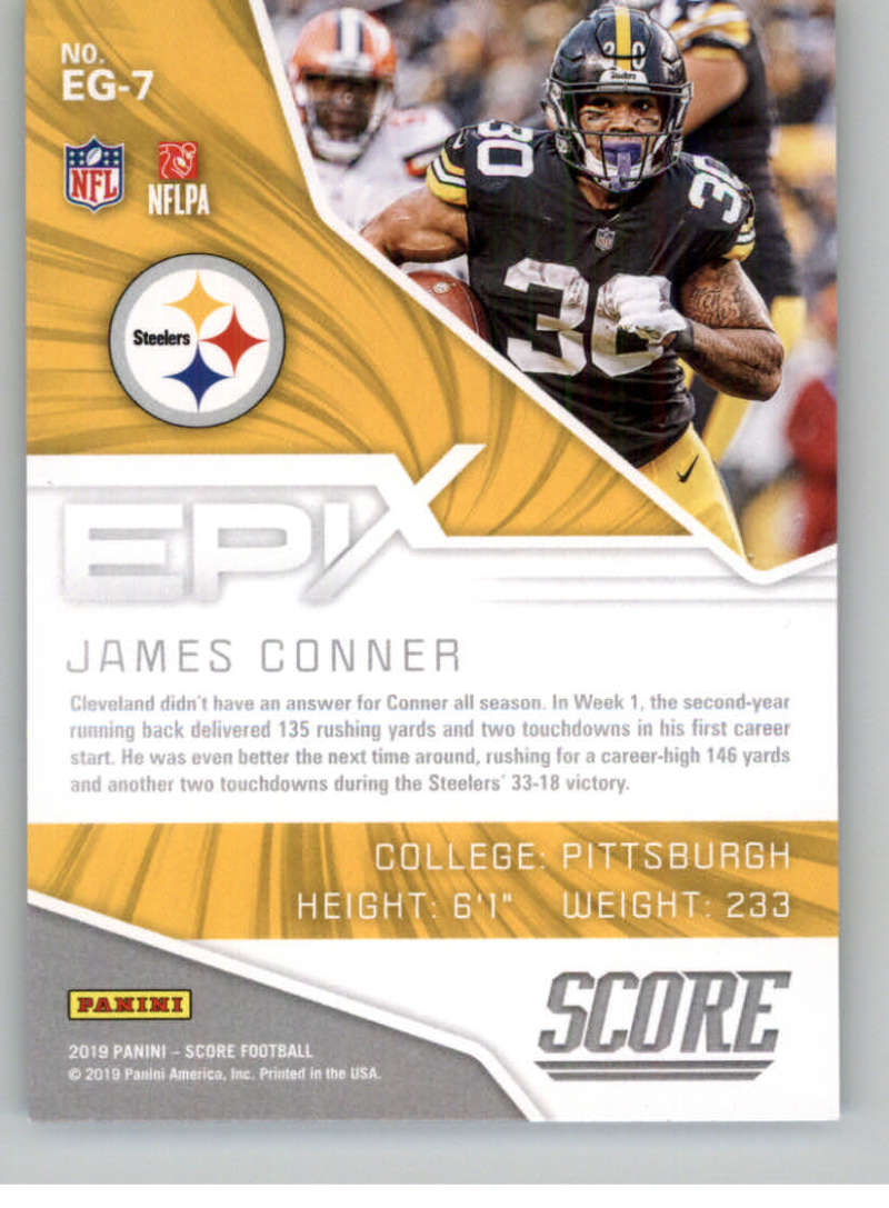 2019-Score-Purple-NFL-Football-INSERT-CARDS-Pick-From-List-All-Sets-Included thumbnail 55