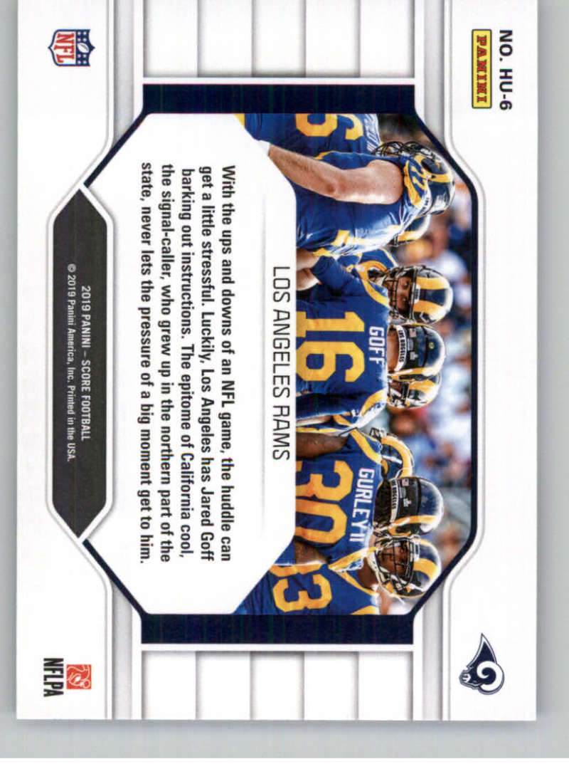 2019-Score-Purple-NFL-Football-INSERT-CARDS-Pick-From-List-All-Sets-Included thumbnail 87