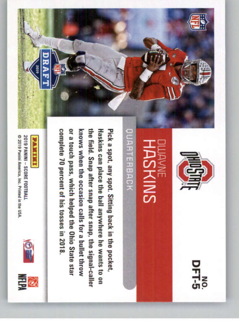 2019-Score-Purple-NFL-Football-INSERT-CARDS-Pick-From-List-All-Sets-Included thumbnail 91