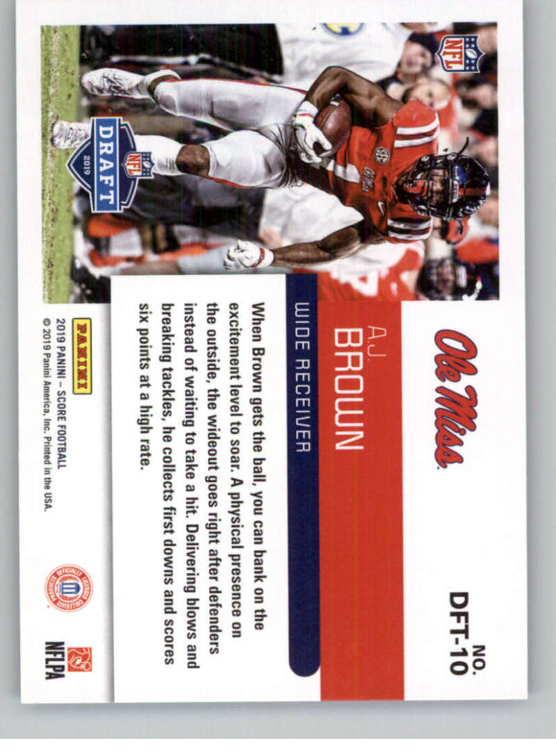 2019-Score-Purple-NFL-Football-INSERT-CARDS-Pick-From-List-All-Sets-Included thumbnail 99