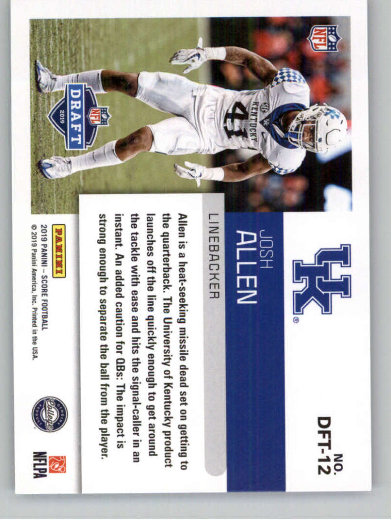 2019-Score-Purple-NFL-Football-INSERT-CARDS-Pick-From-List-All-Sets-Included thumbnail 103