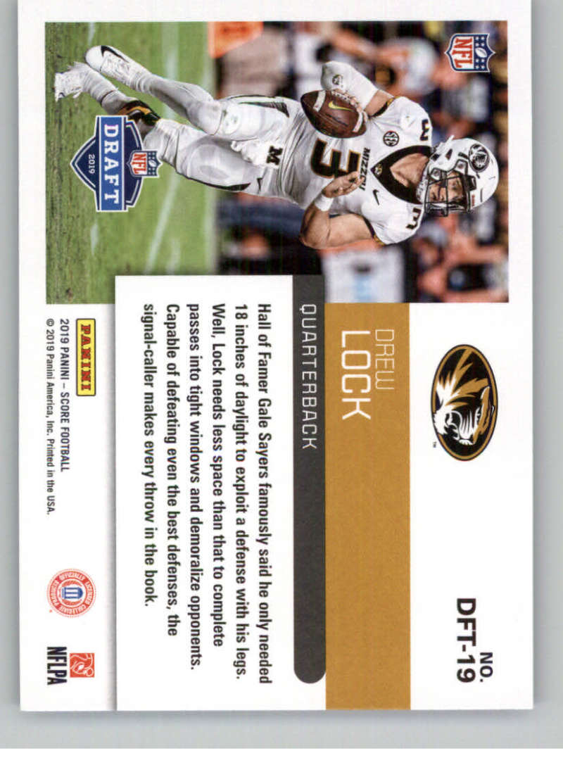 2019-Score-Purple-NFL-Football-INSERT-CARDS-Pick-From-List-All-Sets-Included thumbnail 107