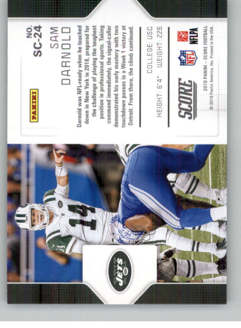 2019-Score-Purple-NFL-Football-INSERT-CARDS-Pick-From-List-All-Sets-Included thumbnail 125