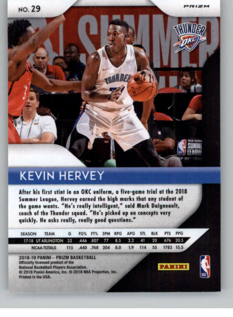 2018-19-Panini-Prizm-Silver-Prizms-Refractor-Parallel-Pick-From-List-1-150 thumbnail 44