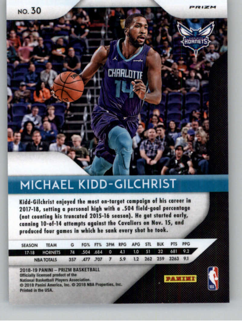 2018-19-Panini-Prizm-Silver-Prizms-Refractor-Parallel-Pick-From-List-1-150 thumbnail 46