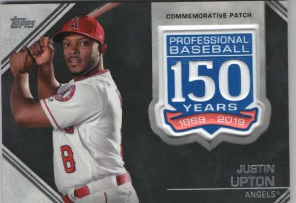 2019-Topps-150th-Anniversary-Patches-All-versions-Included-Pick-From-List thumbnail 22