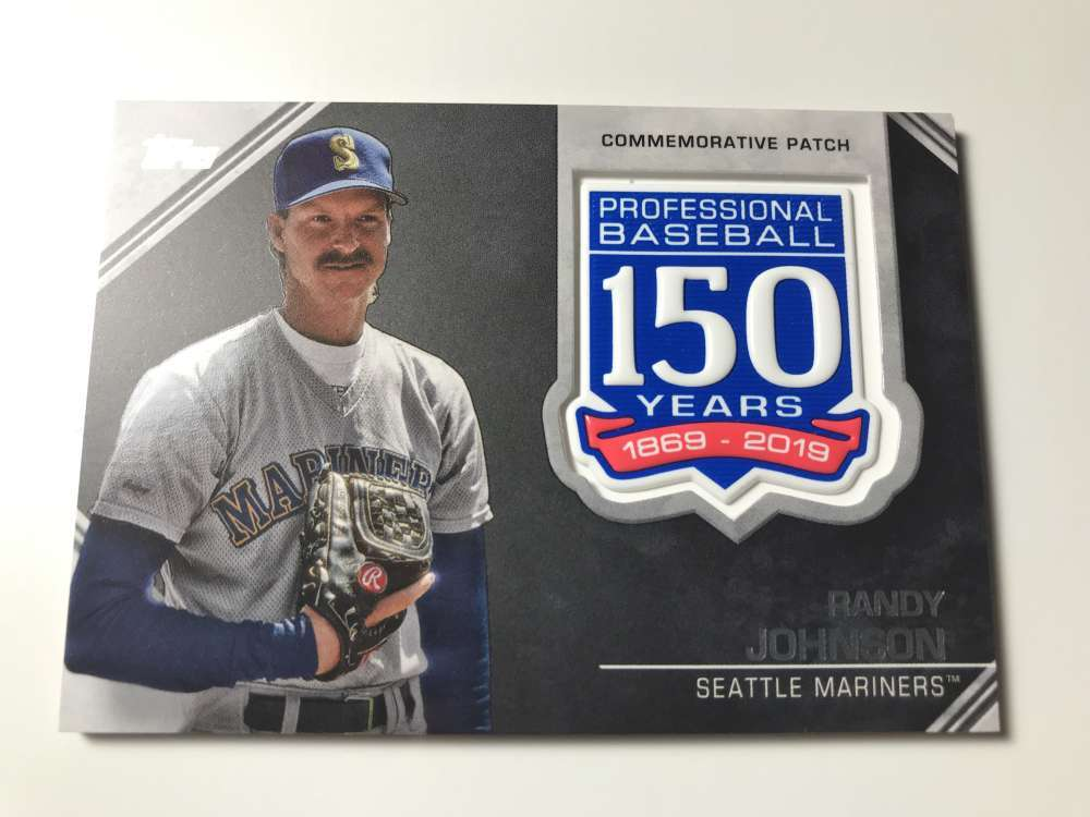 2019-Topps-150th-Anniversary-Patches-All-versions-Included-Pick-From-List thumbnail 33