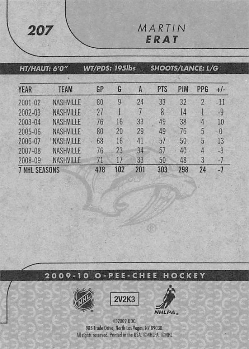 2009-10-O-Pee-Chee-OPC-NHL-Hockey-Trading-Card-Pick-From-List-201-400 miniature 15