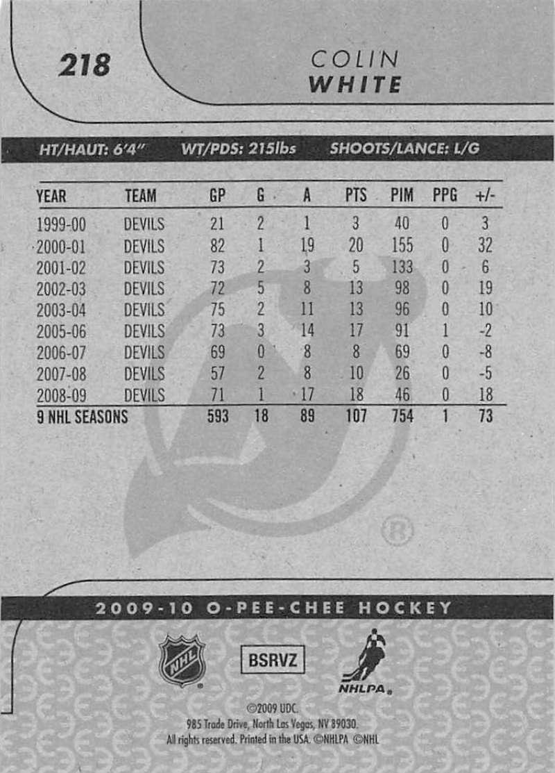 2009-10-O-Pee-Chee-OPC-NHL-Hockey-Trading-Card-Pick-From-List-201-400 miniature 37