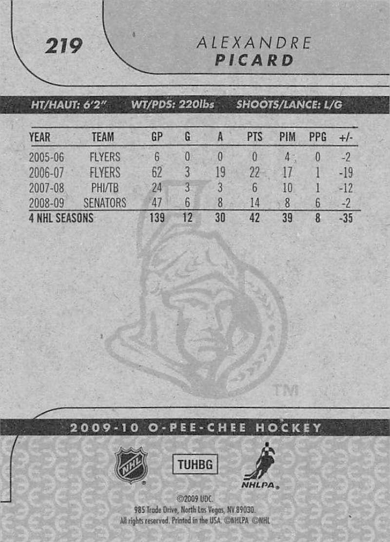 2009-10-O-Pee-Chee-OPC-NHL-Hockey-Trading-Card-Pick-From-List-201-400 miniature 39