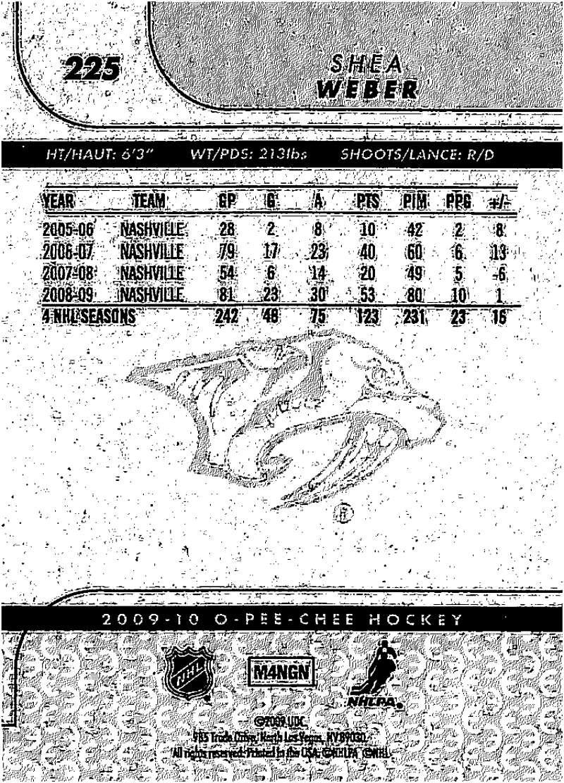 2009-10-O-Pee-Chee-OPC-NHL-Hockey-Trading-Card-Pick-From-List-201-400 miniature 51