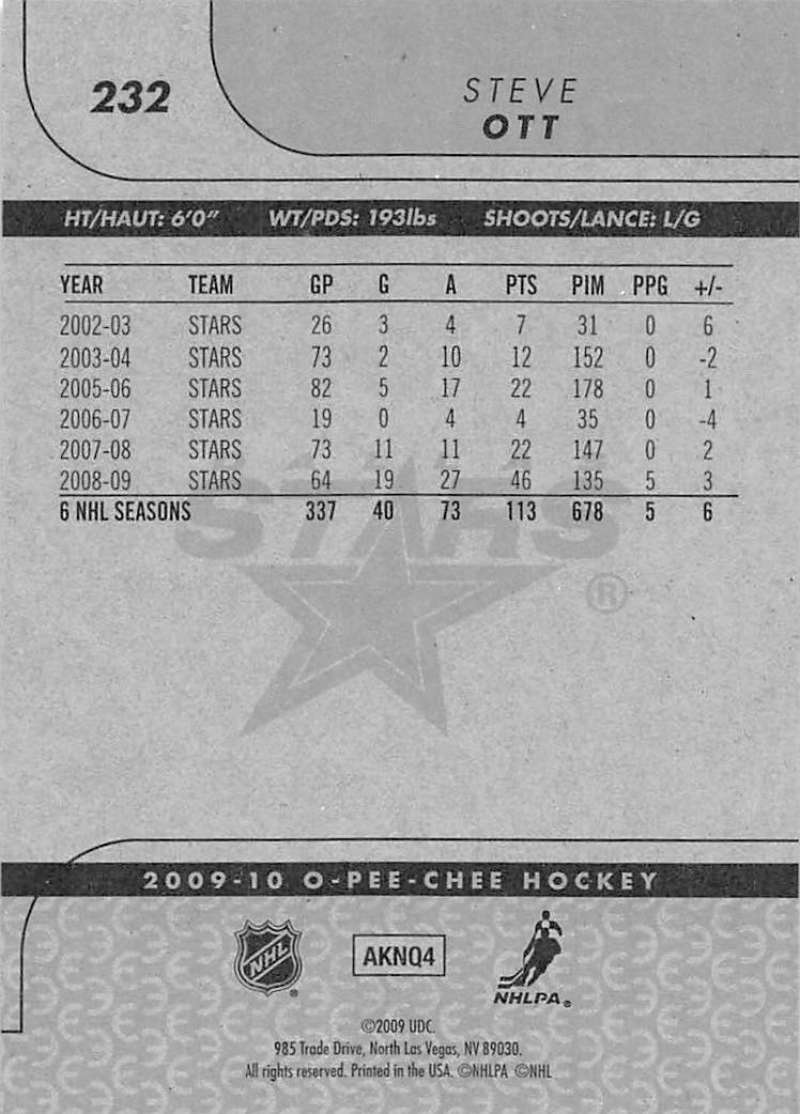 2009-10-O-Pee-Chee-OPC-NHL-Hockey-Trading-Card-Pick-From-List-201-400 miniature 63
