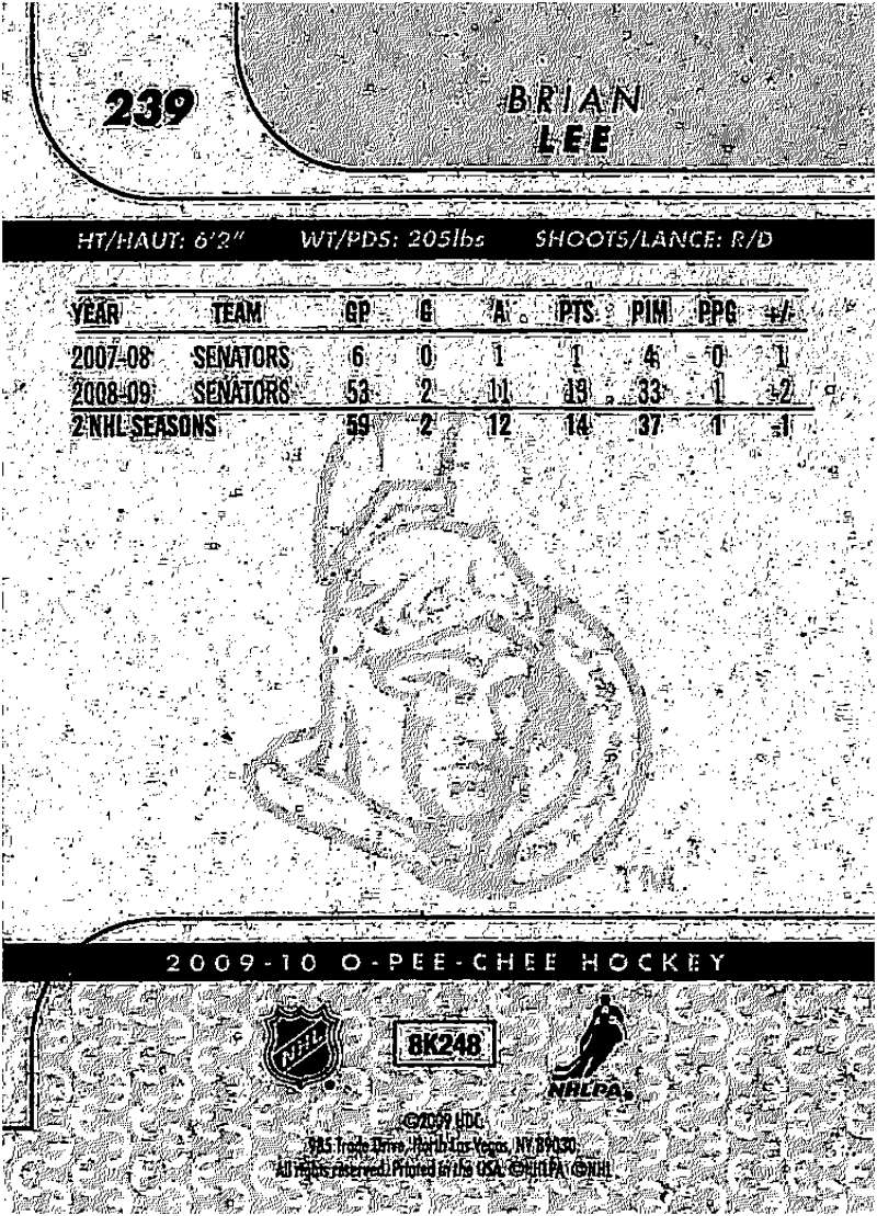 2009-10-O-Pee-Chee-OPC-NHL-Hockey-Trading-Card-Pick-From-List-201-400 miniature 73