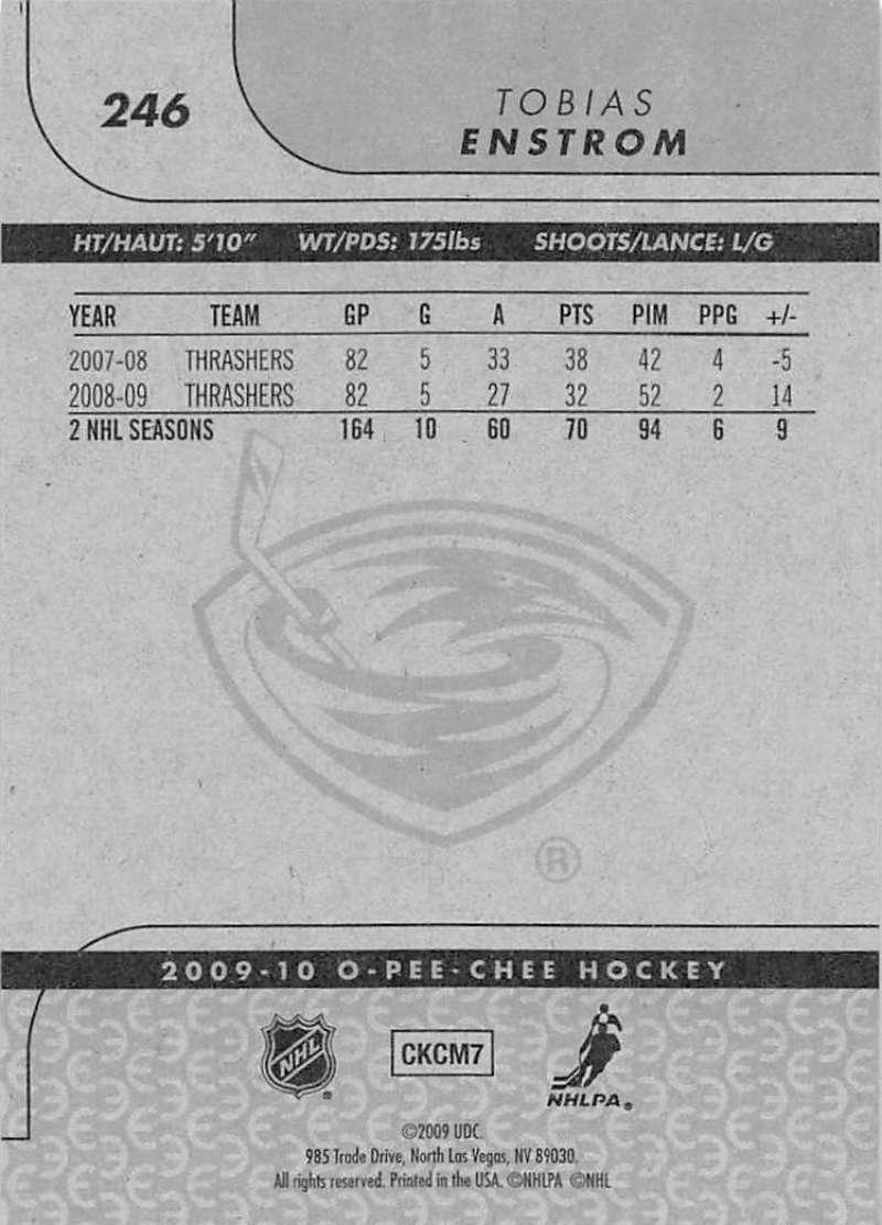 2009-10-O-Pee-Chee-OPC-NHL-Hockey-Trading-Card-Pick-From-List-201-400 miniature 87