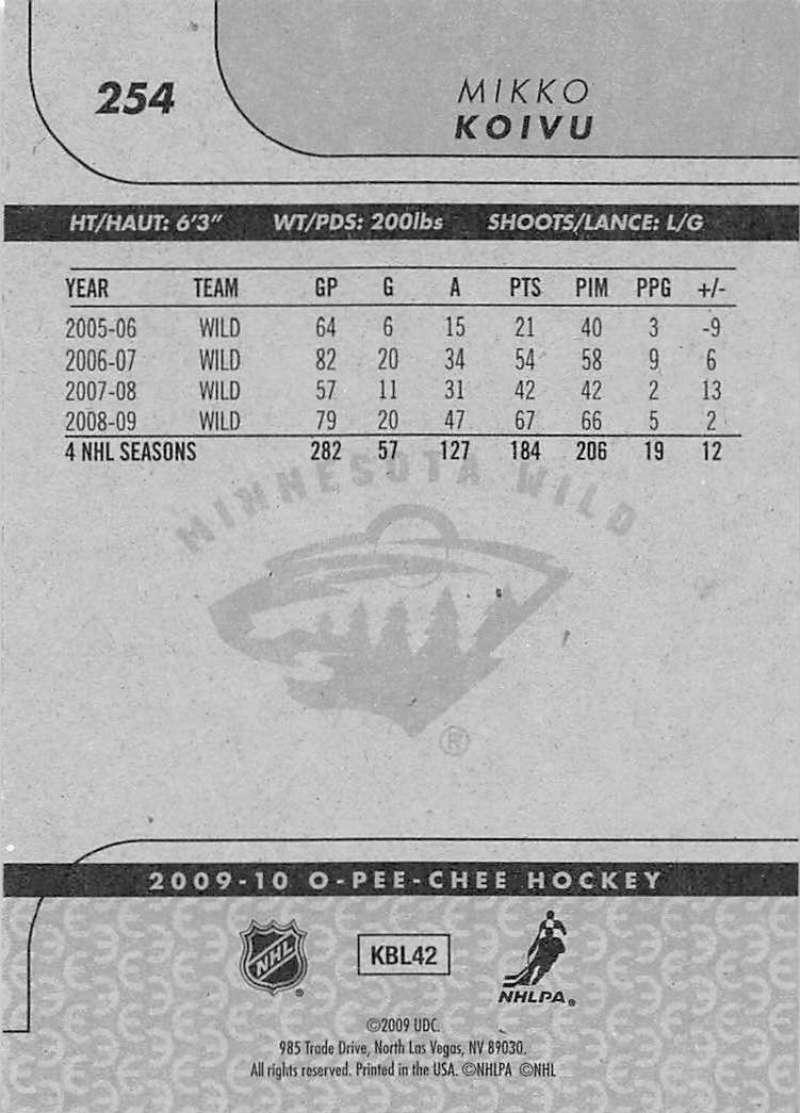 2009-10-O-Pee-Chee-OPC-NHL-Hockey-Trading-Card-Pick-From-List-201-400 miniature 103