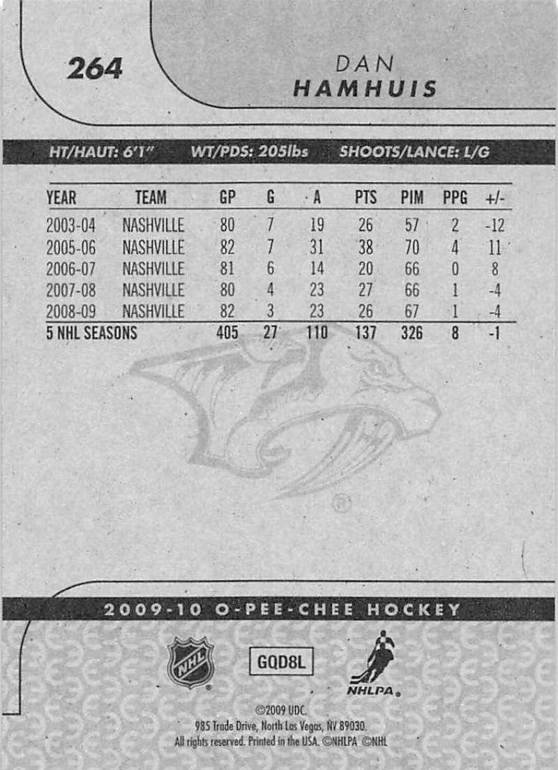 2009-10-O-Pee-Chee-OPC-NHL-Hockey-Trading-Card-Pick-From-List-201-400 miniature 123