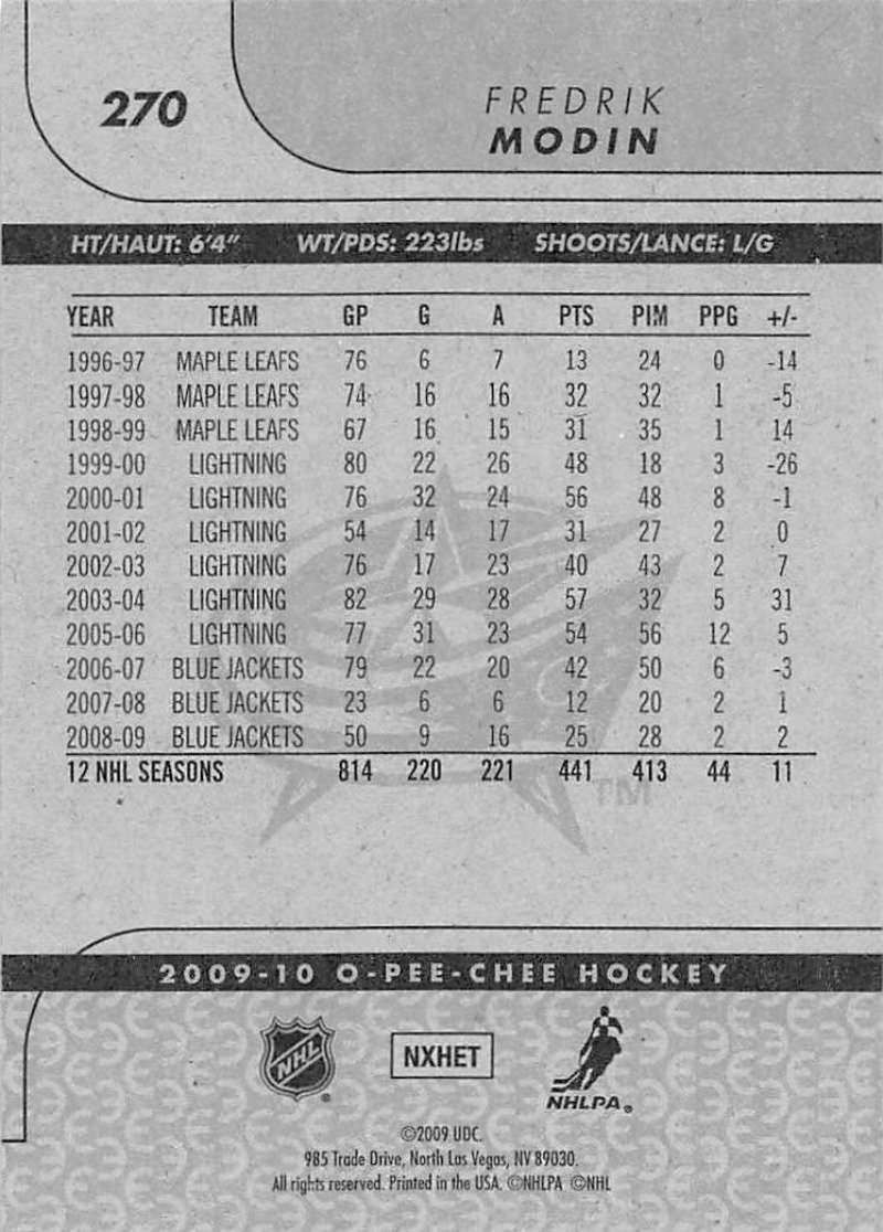 2009-10-O-Pee-Chee-OPC-NHL-Hockey-Trading-Card-Pick-From-List-201-400 miniature 133