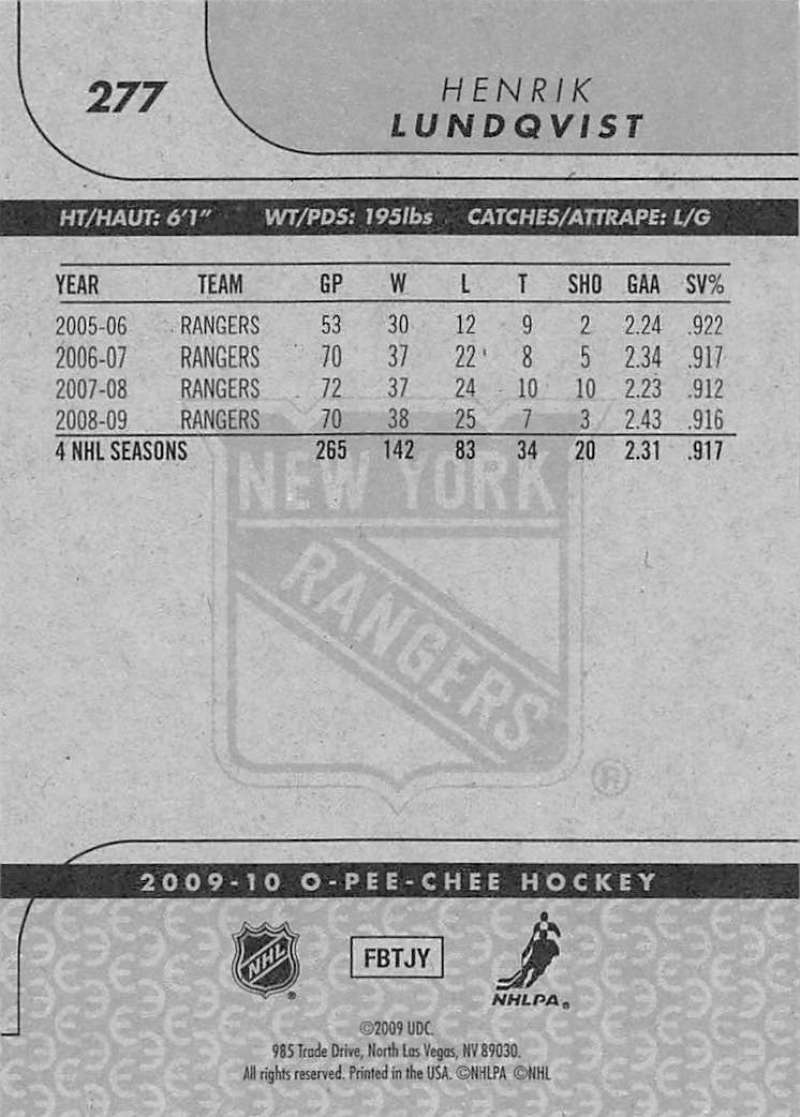 2009-10-O-Pee-Chee-OPC-NHL-Hockey-Trading-Card-Pick-From-List-201-400 miniature 147
