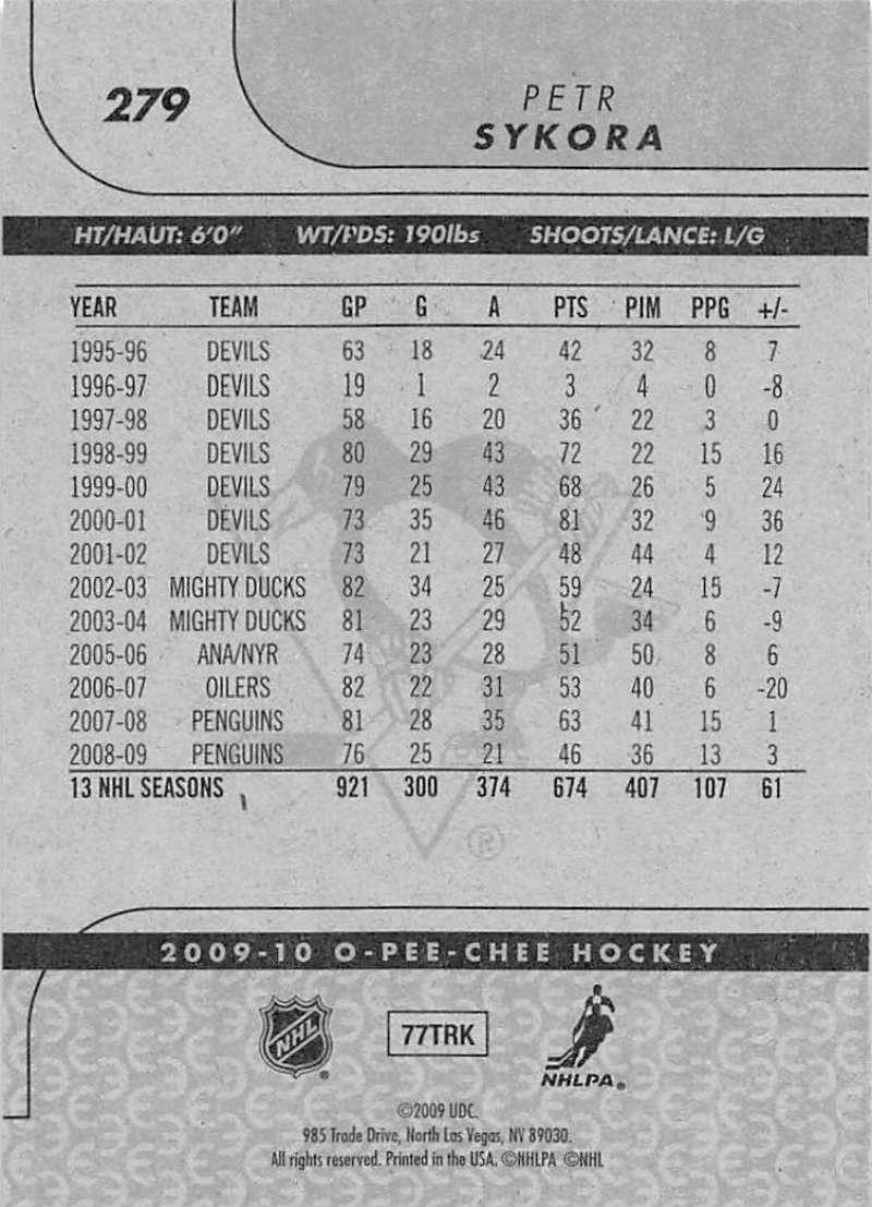 2009-10-O-Pee-Chee-OPC-NHL-Hockey-Trading-Card-Pick-From-List-201-400 miniature 151