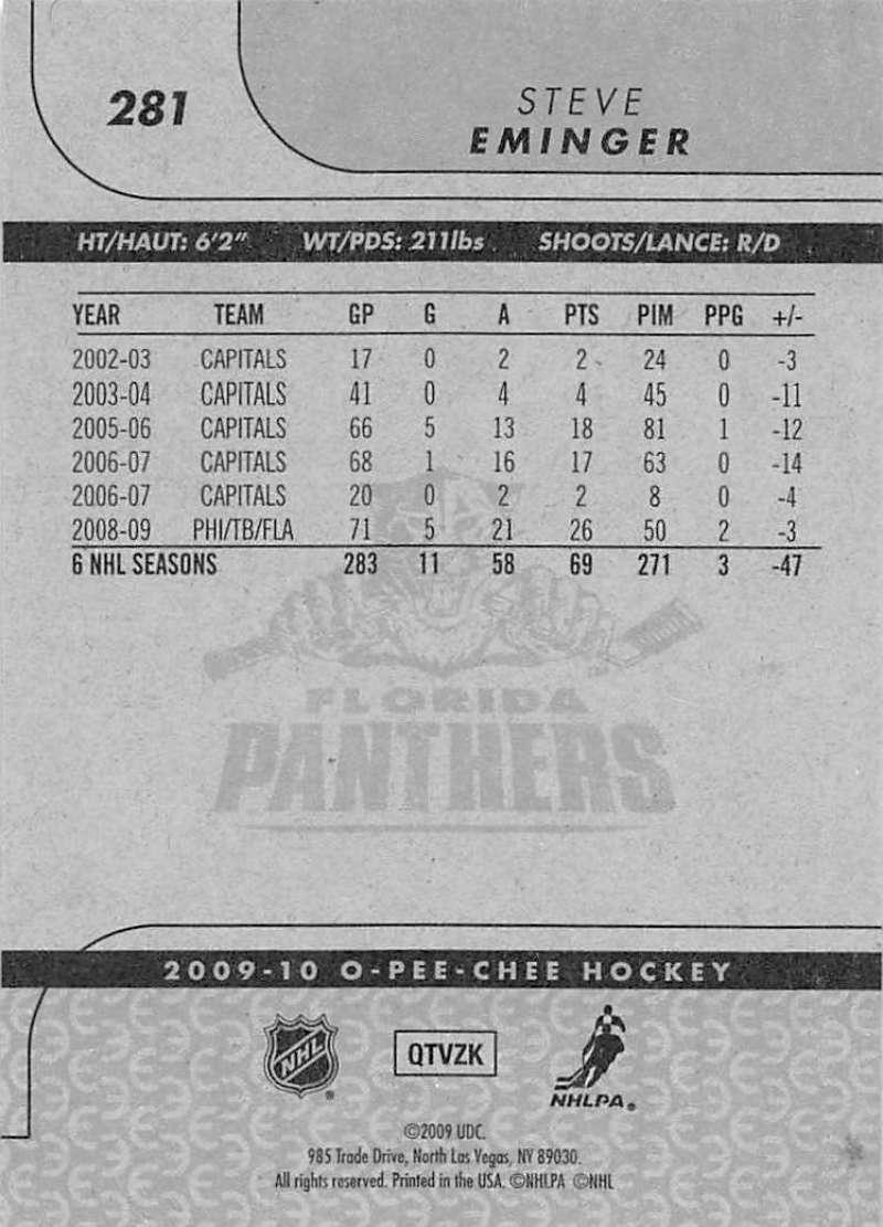 2009-10-O-Pee-Chee-OPC-NHL-Hockey-Trading-Card-Pick-From-List-201-400 miniature 155