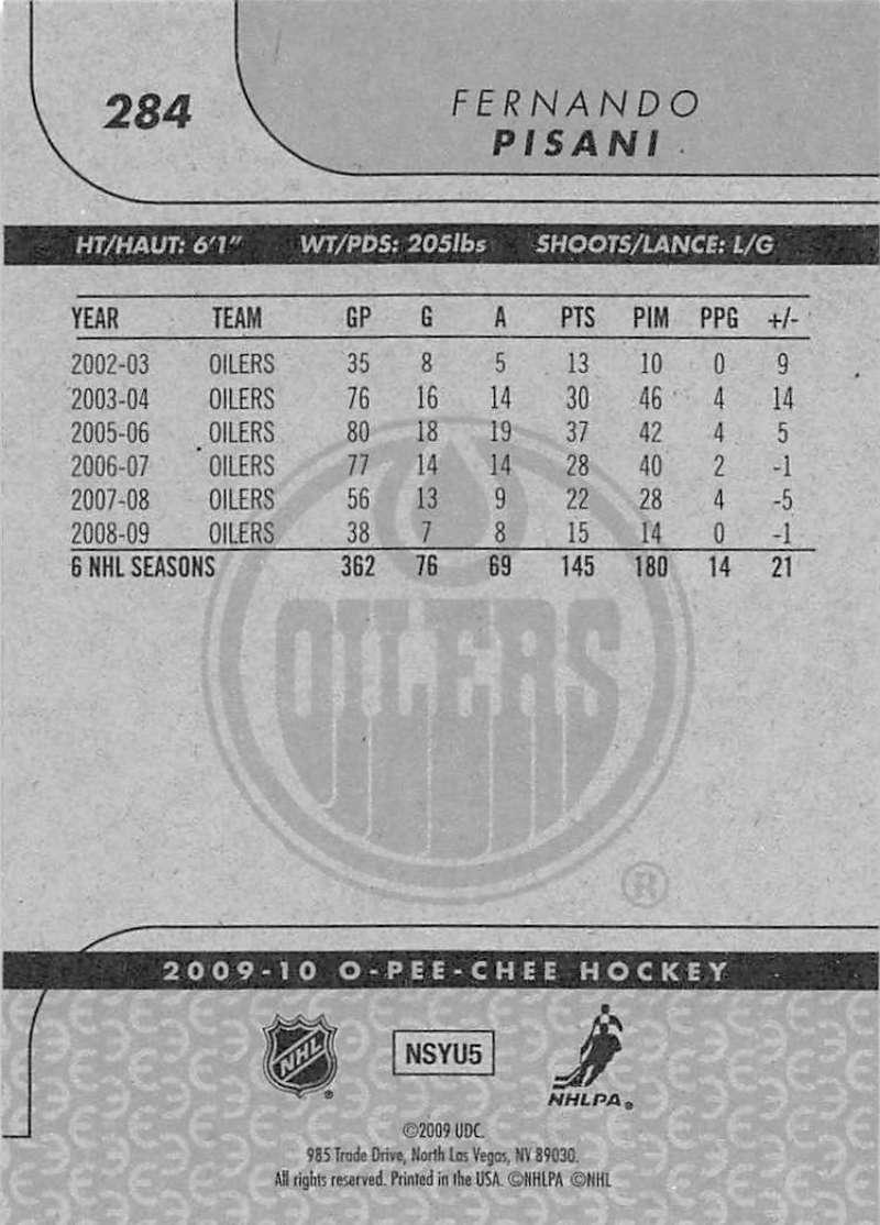 2009-10-O-Pee-Chee-OPC-NHL-Hockey-Trading-Card-Pick-From-List-201-400 miniature 161