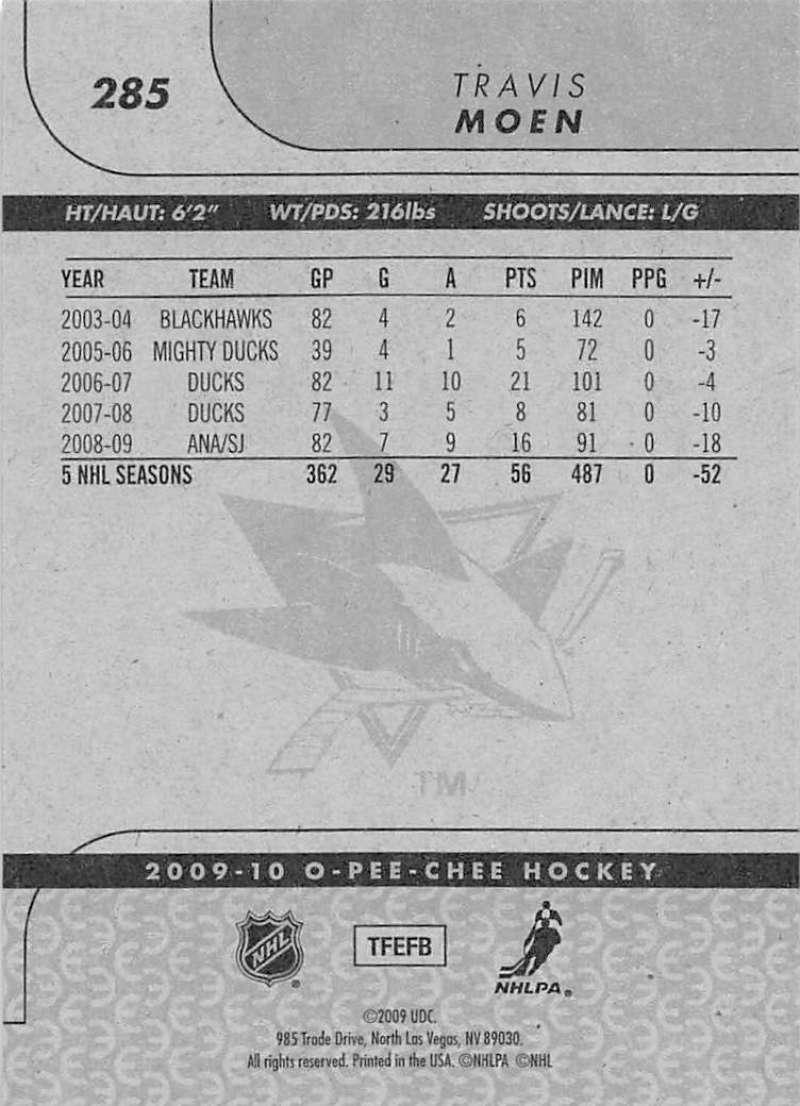 2009-10-O-Pee-Chee-OPC-NHL-Hockey-Trading-Card-Pick-From-List-201-400 miniature 163