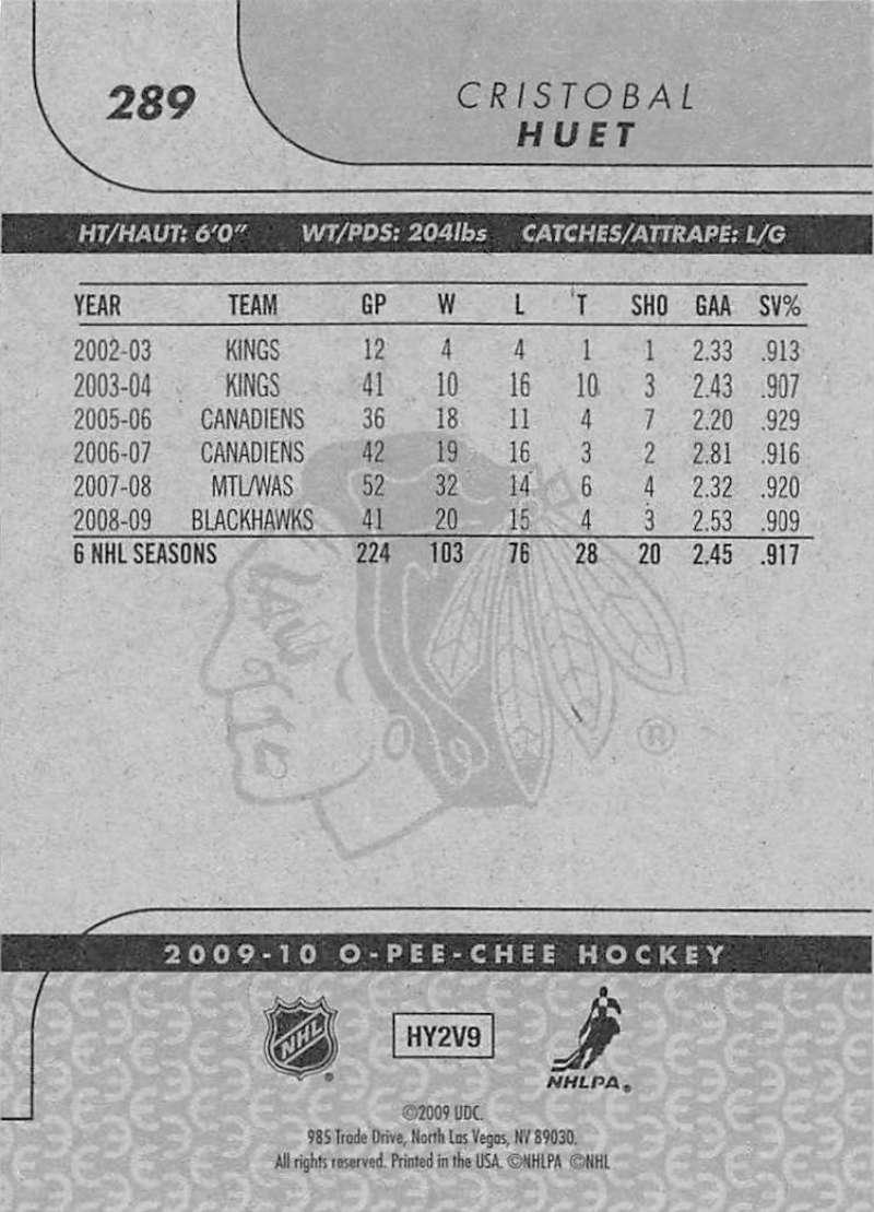 2009-10-O-Pee-Chee-OPC-NHL-Hockey-Trading-Card-Pick-From-List-201-400 miniature 169
