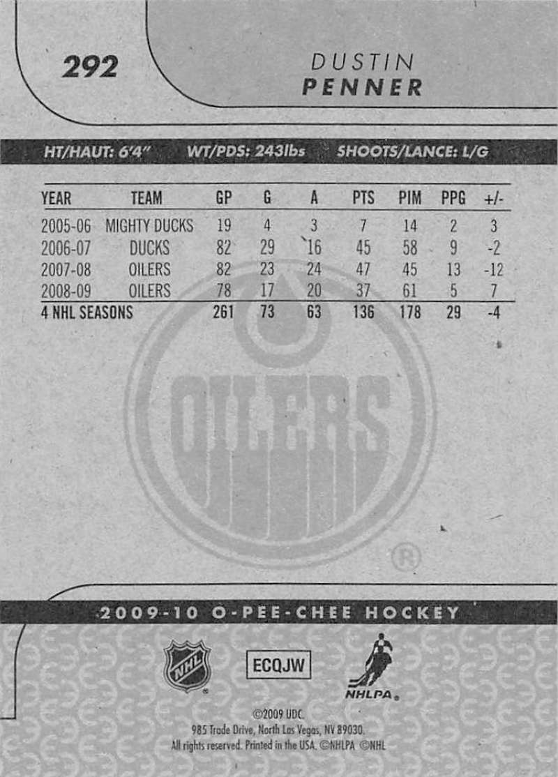 2009-10-O-Pee-Chee-OPC-NHL-Hockey-Trading-Card-Pick-From-List-201-400 miniature 173