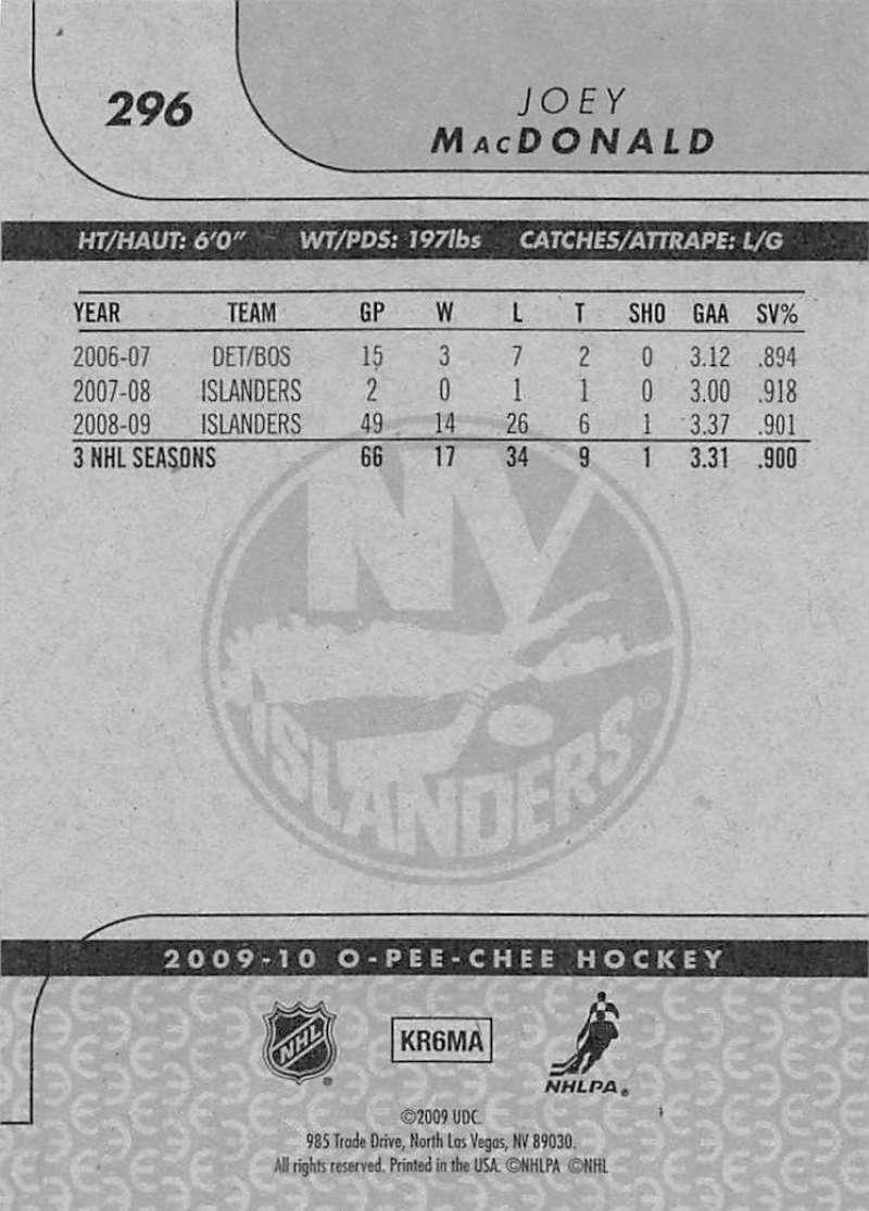 2009-10-O-Pee-Chee-OPC-NHL-Hockey-Trading-Card-Pick-From-List-201-400 miniature 181
