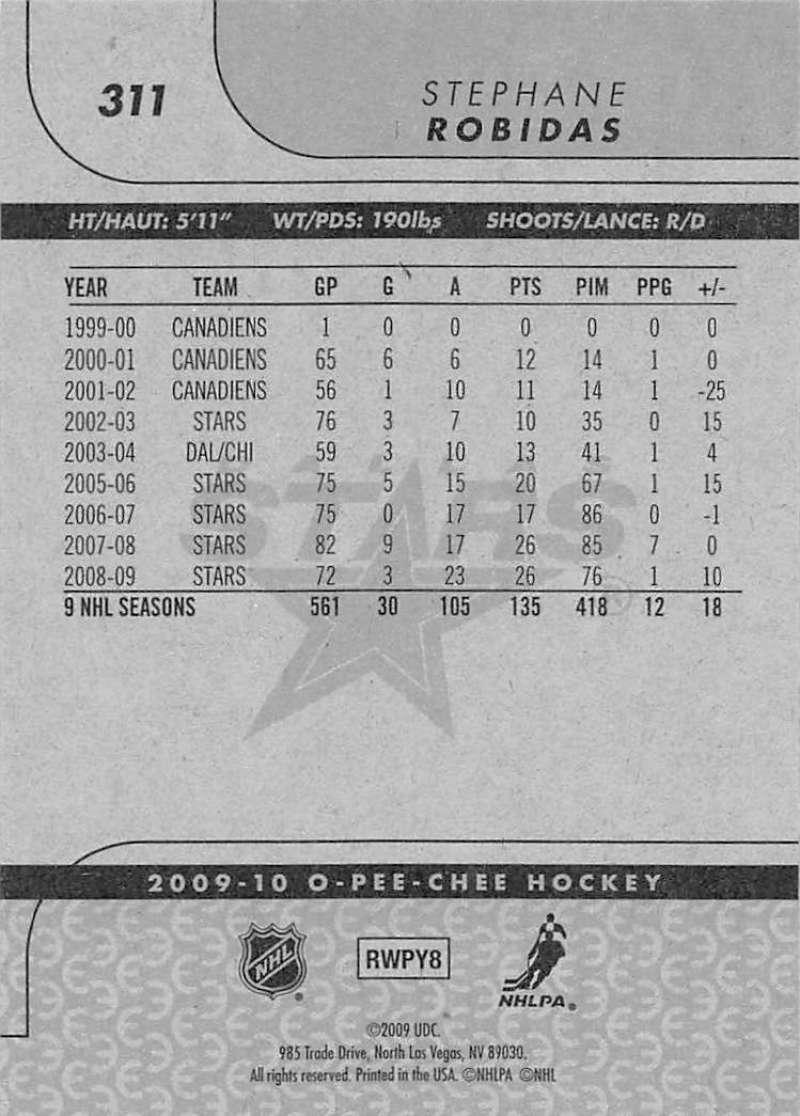 2009-10-O-Pee-Chee-OPC-NHL-Hockey-Trading-Card-Pick-From-List-201-400 miniature 209