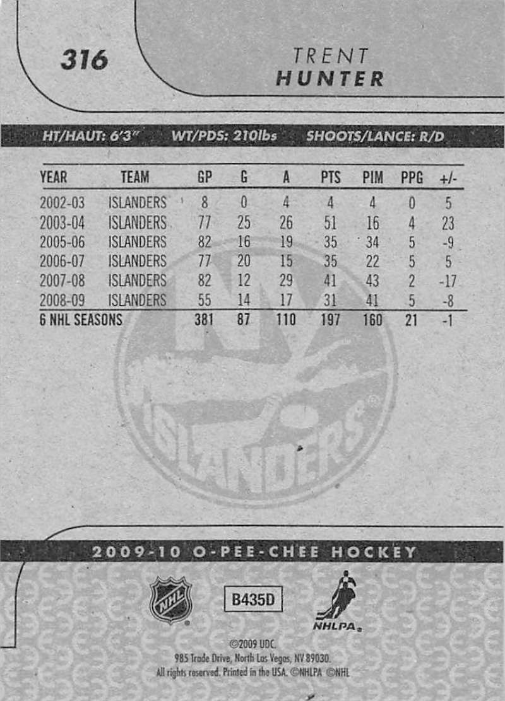 2009-10-O-Pee-Chee-OPC-NHL-Hockey-Trading-Card-Pick-From-List-201-400 miniature 219